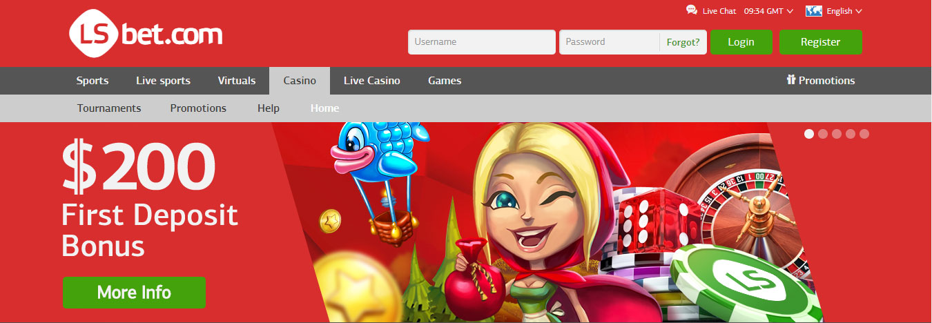 Lsbet Games and Slot Online